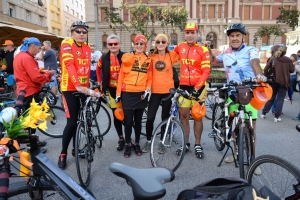 Orange Bike Ride 2018